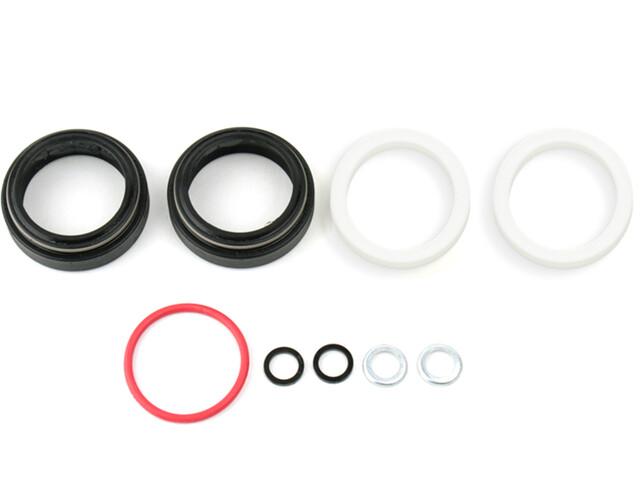 RockShox Dust Wiper Kit de Sellado 32mm con Bridas, negro